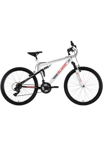 KS CYCLING Kalnų dviratis »Slyder« 21 Gang Shiman...
