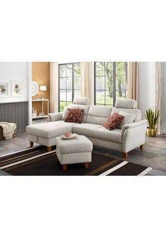 HOME AFFAIRE Kampinė sofa »Palmera«
