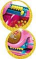 Clementoni® Kreativset »Crazy Chic Stimmungsarmbändchen«, mit kostenloser App, Bild 3