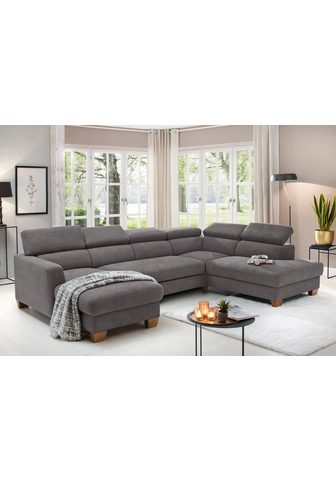 HOME AFFAIRE Sofa »Steve Luxus«