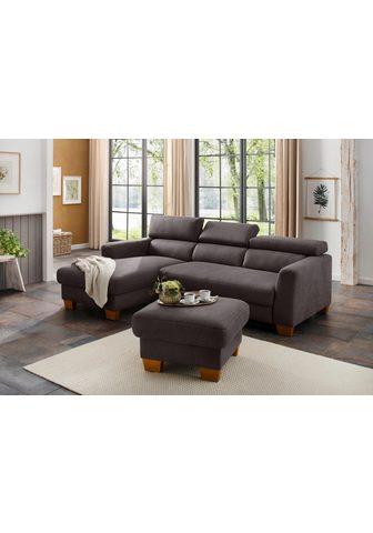 HOME AFFAIRE Kampinė sofa »Steve«