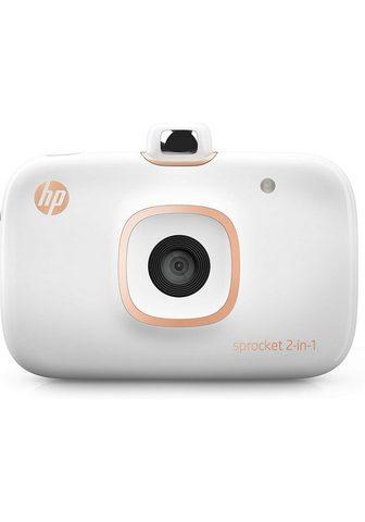 HP Sprocket 2in1 Photo Printer »Taschengr...