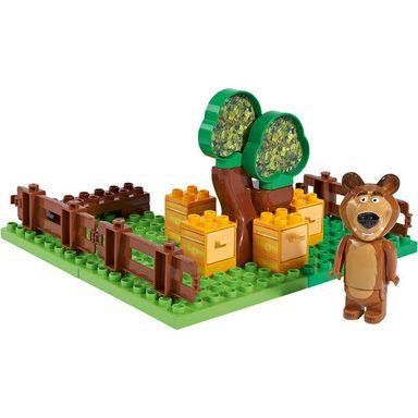 BIG Play Bloxx Mascha und der Bär - Bärengarten