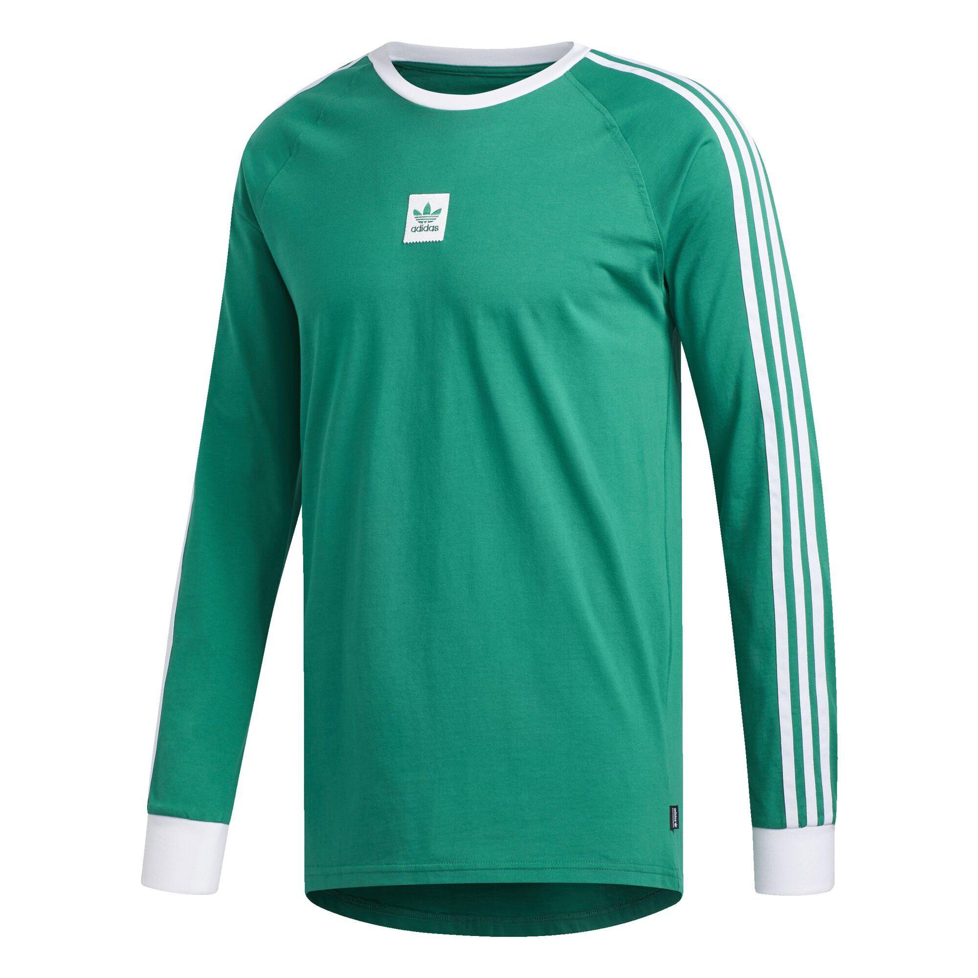 adidas Damen Originals T Shirt Graphic Tee Beach Trefoil
