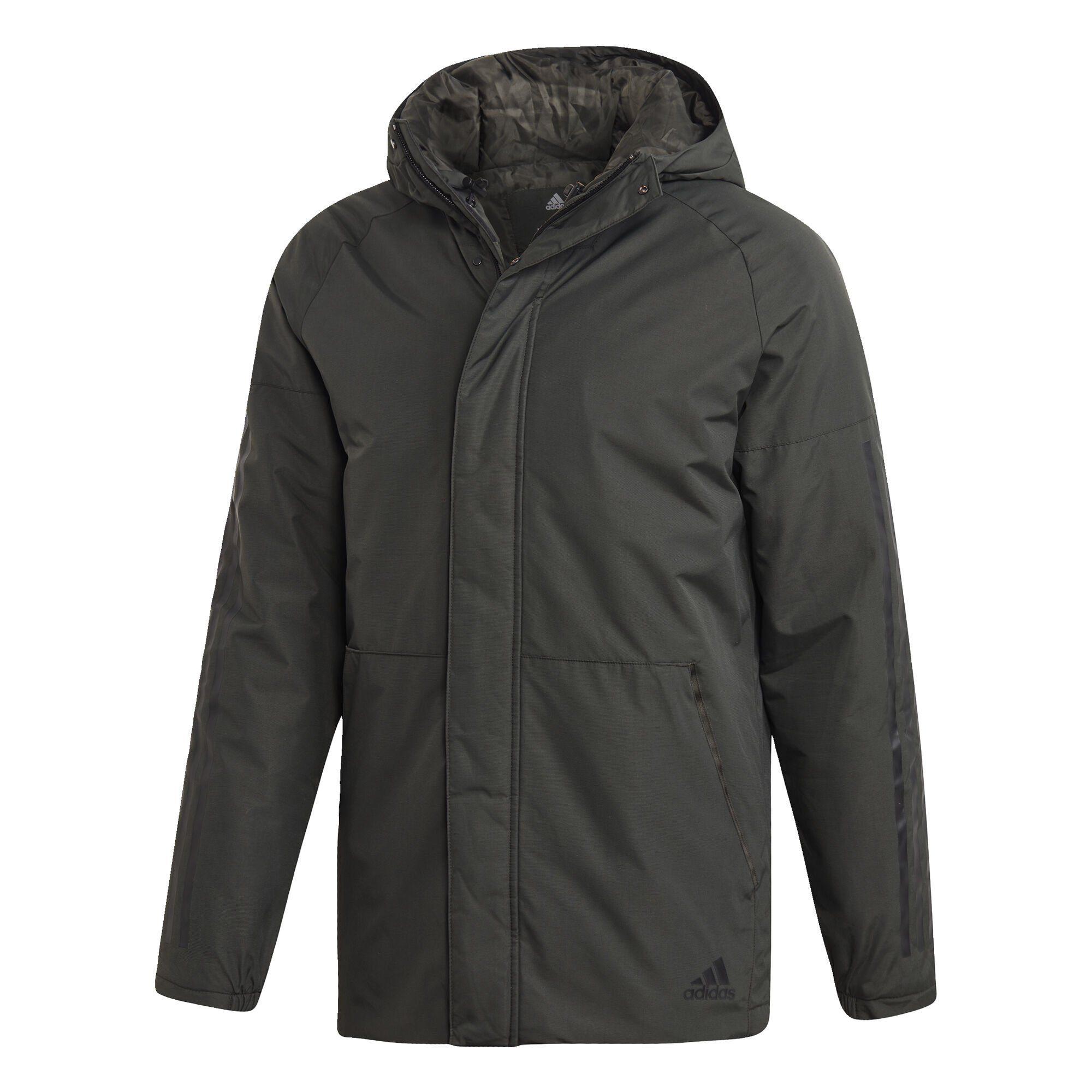 adidas Performance Steppjacke »Xploric 3 Streifen Jacke« online kaufen   OTTO