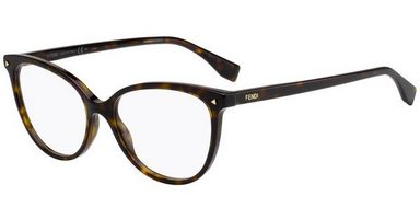 FENDI Damen Brille »FF 0351«