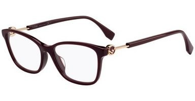 FENDI Damen Brille »FF 0363/F«