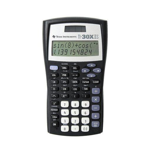 SCHNEIDER NOVUS Schulrechner TI-30X II Texas Solar, 2-zeilig