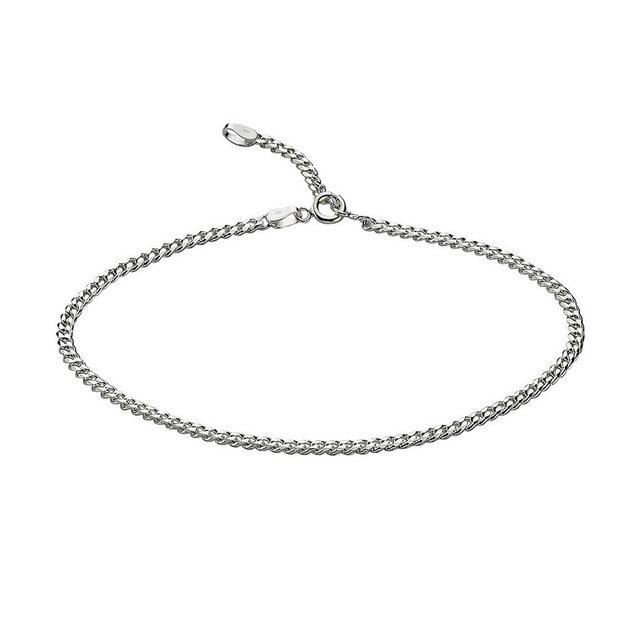 Zeeme Fußkette »925/- Sterling Silber 23-26cm« | Schmuck > Fußschmuck > Fußkettchen | Zeeme