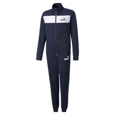 PUMA Sweatjacke »Jugend-Trainingsanzug aus Polyester«