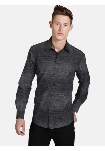 SHIRTMASTER Marškiniai ilgomis rankovėmis »blackmi...