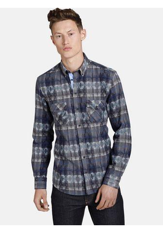 SHIRTMASTER Marškiniai ilgomis rankovėmis »squares...