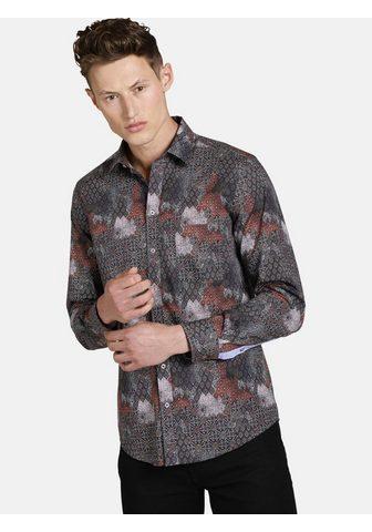 SHIRTMASTER Рубашка с длинными рукавами »rus...