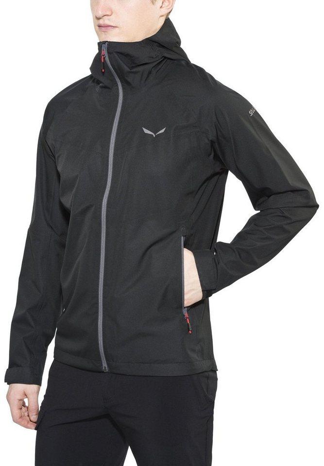 promo code af50c 8caea Salewa Outdoorjacke »Puez Aqua 3 Powertex Jacket Herren« online kaufen    OTTO