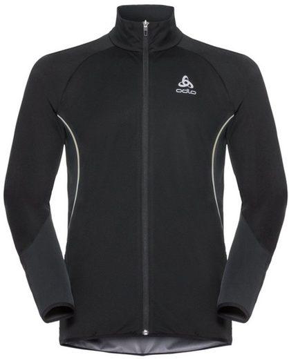 Odlo Softshelljacke »Zeroweight Windproof Reflect Warm Jacket Herren«