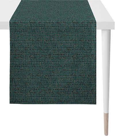 APELT Tischläufer »1103 Loft Style, Jacquard« (1-tlg)