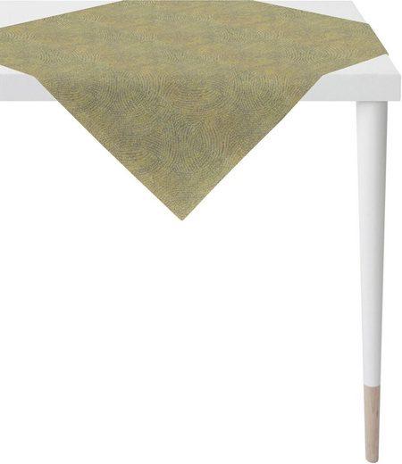 APELT Mitteldecke »1102 Loft Style, Jacquard« (1-tlg)