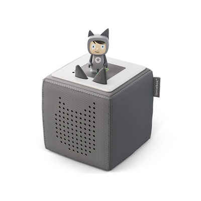 tonies Toniebox Starterset Lautsprecher (WLAN (WiFi)