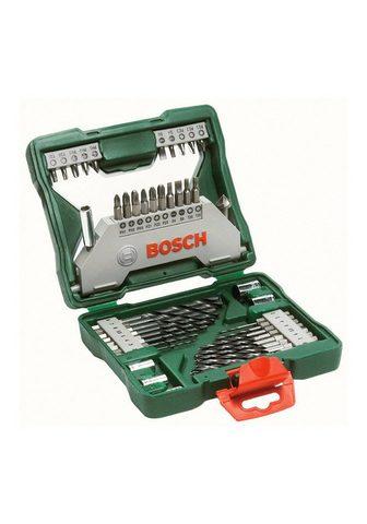 BOSCH Werkzeugset »X-Line« (Set 103-St)