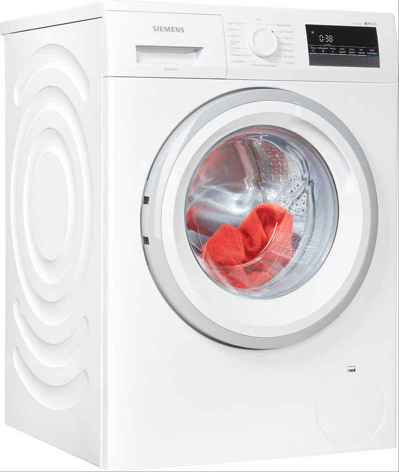 SIEMENS Waschmaschine iQ300 WM14NK20, 8 kg, 1400 U/min