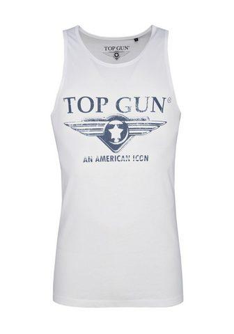 TOP GUN Marškinėliai be rankovių GUN Palaidinė...