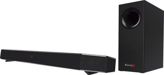 Creative Sound BlasterX Katana 2.1 Soundbar (Bluetooth, 75 W)