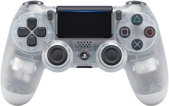 PlayStation 4 »Crystal DUALSHOCK®4« Controller