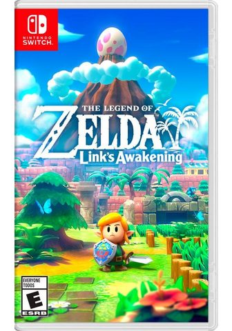NINTENDO SWITCH The Legend of Zelda: Link's Awakening ...