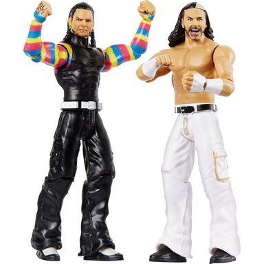 Mattel® WWE Basis Figuren (15 cm) 2er-Pack Sasha Banks & Alexa Bliss