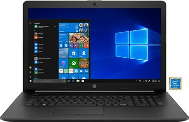 "HP Notebook »Intel Pentium, 43,9cm (17,3""), SSD, 8 GB«"