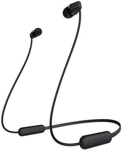 Sony Headset »Kabellose Bluetooth In-Ear Kopfhörer WI-C200«