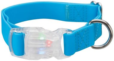 TRIXIE Hundehalsband »USB Easy Flash«, in versch. Größen
