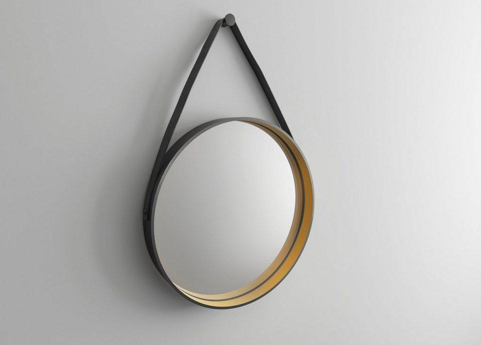 badspiegel golden style 55 cm ohne beleuchtung. Black Bedroom Furniture Sets. Home Design Ideas