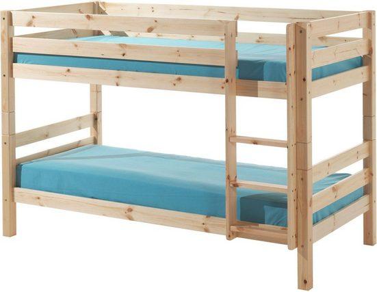 Vipack Etagenbett »Pino«, optional mit Bettschublade