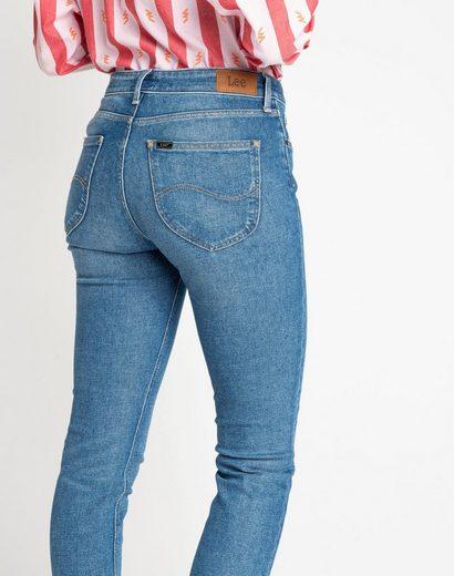 Lee® Slim-fit-Jeans »Elly« Mid Waist