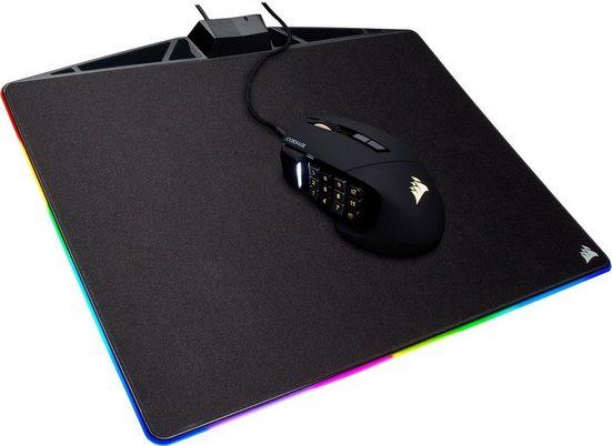 Corsair Gaming Mauspad »MM800C RGB POLARIS Cloth«