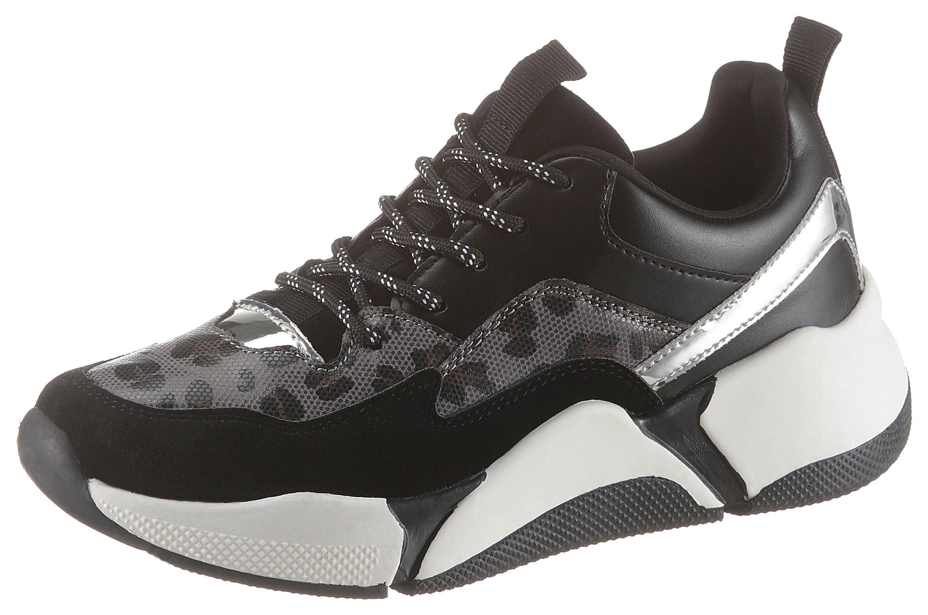 KaufenOtto Sneaker Bullboxer Mit Metallic Einsätzen CBQrdxoeW