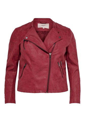 ONLY CARMAKOMA Куртка из искусственной кожи »Av...