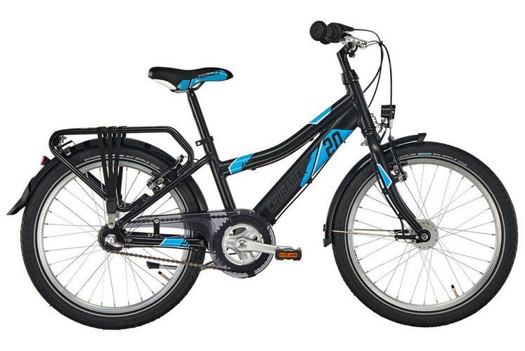 """Puky Kinderrad »Crusader Light 20"""" Fahrrad 3-Gang Jungs«"""