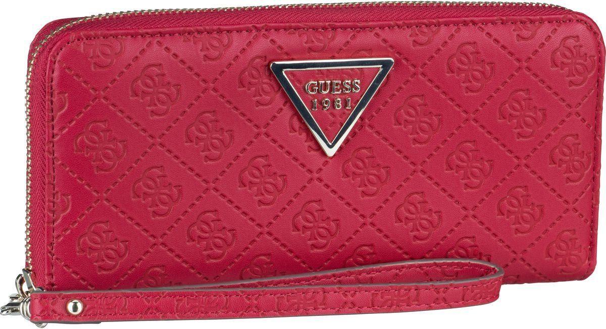Guess Kellnerbörse »Kamryn Logo SLG Large Zip Around« online kaufen | OTTO