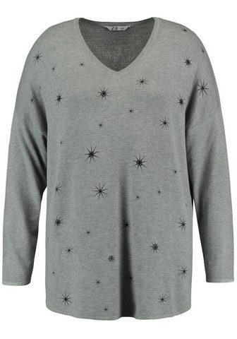 Z-ONE Ilgas megztinis »Bekka Star«
