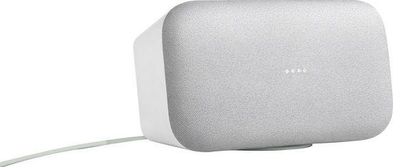 Google Home Max Smart Speaker (Bluetooth, WLAN (WiFi)