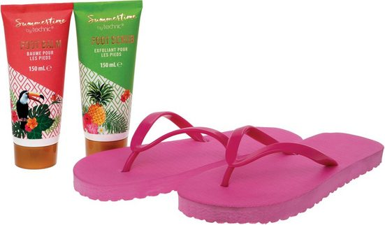 technic Geschenk-Set »Summer Ready!«, 4-tlg.