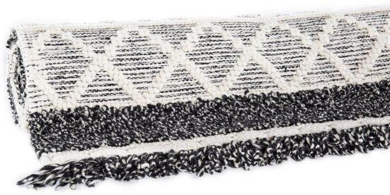 Wollteppich »Fano«  LUXOR living  rechteckig  Höhe 22 mm  Handwebteppich aus 100% Wolle