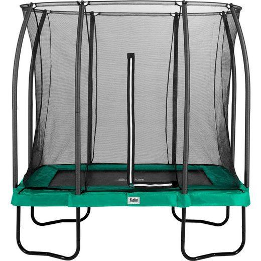 Salta Trampolin Comfort Edition 153x214 cm, grün
