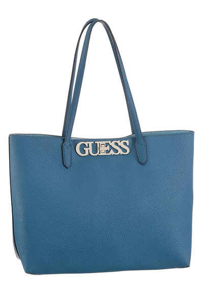 Guess Shopper »UPTOWN CHIC«, mit herausnehmbarer Reißverschluss Innentasche