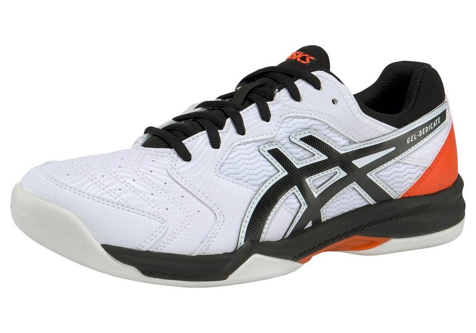 asics gel dedicate 6 indoor tennisschuh kaufen otto. Black Bedroom Furniture Sets. Home Design Ideas