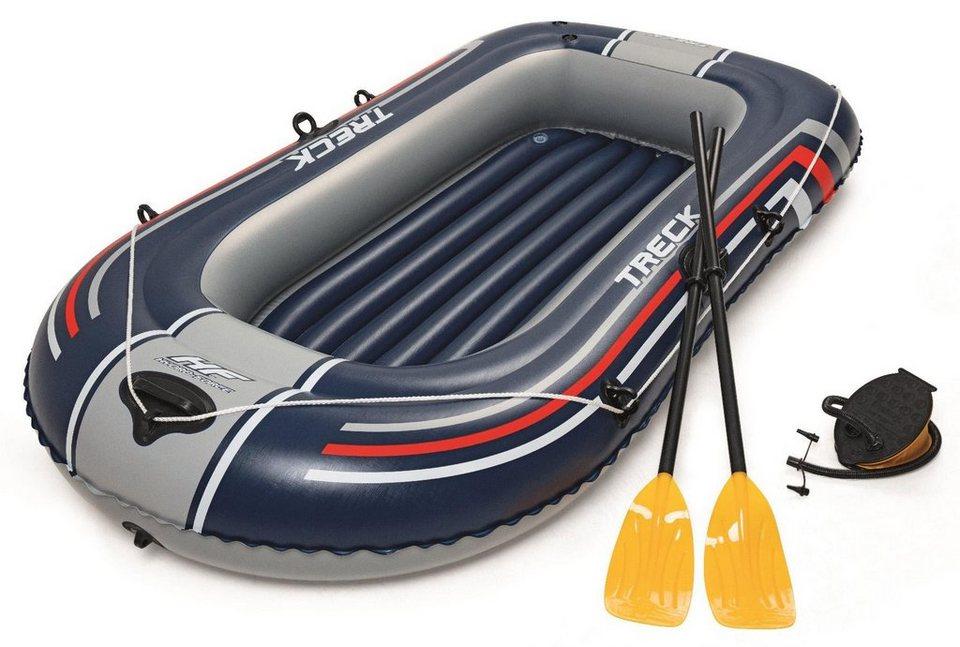 bestway schlauchboot hydro force schlauchboot set treck. Black Bedroom Furniture Sets. Home Design Ideas
