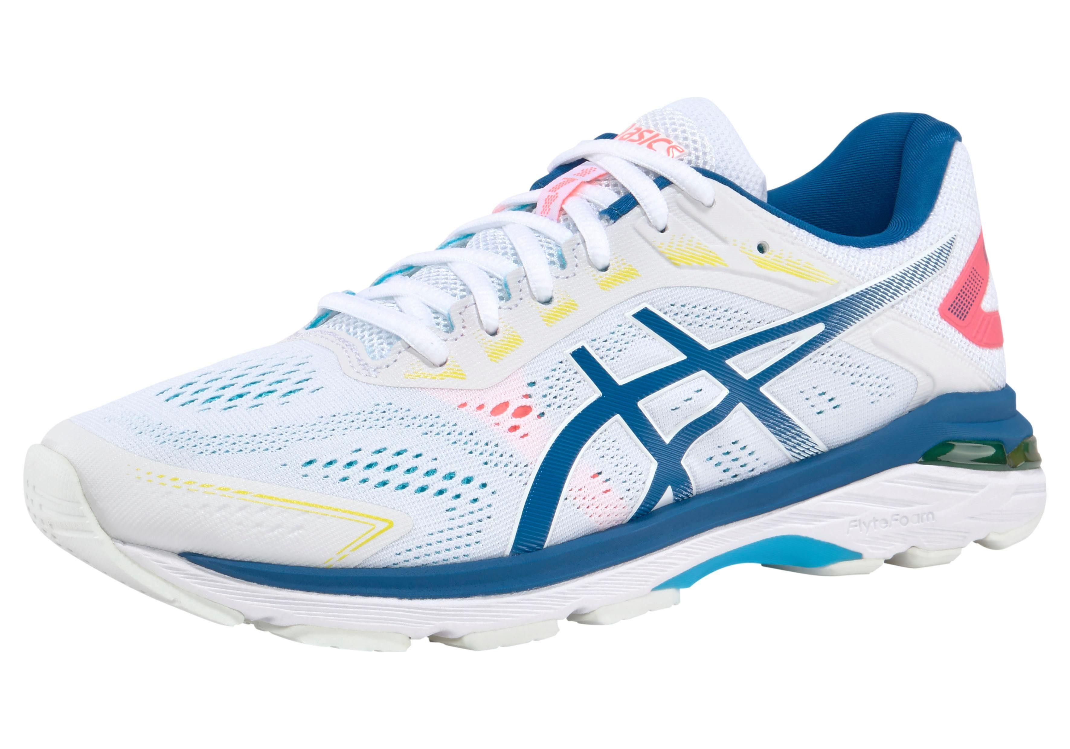 Asics »GT-2000 7« Laufschuh, Atmungsaktives Obermaterial aus Textil und  Synthetik online kaufen | OTTO