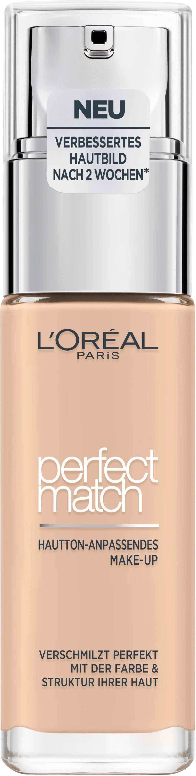 L'ORÉAL PARIS Foundation »Perfect Match Make-Up«
